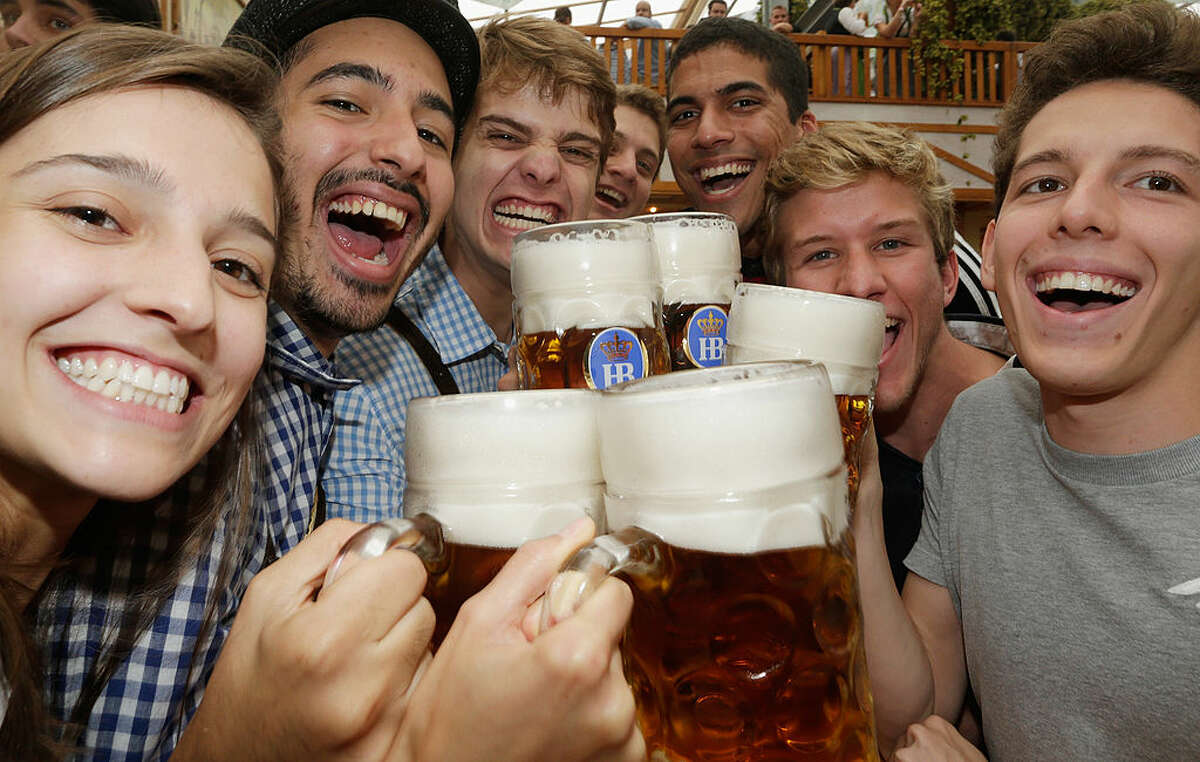Click the see the drunkest city in each state, according to 24/7 Wall Street.