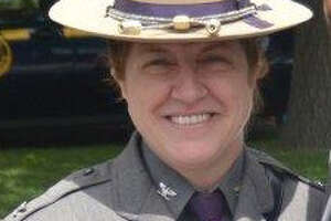 State Police select first woman to be second in command - Photo