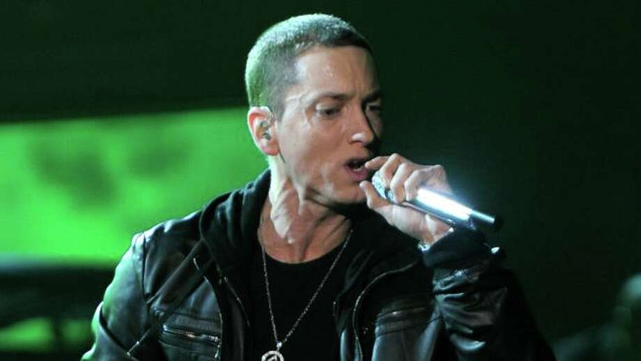 Eminem. Photo: Larry Busacca, 2011 Getty Images / 2011 Getty Images
