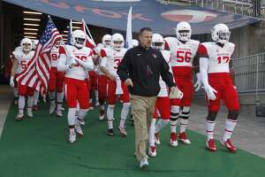 Tom Herman, UH reach deal in principle on new contract - Photo