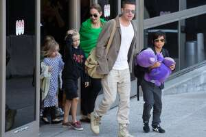 Brad Pitt wanted 12 children with Angelina Jolie - Photo