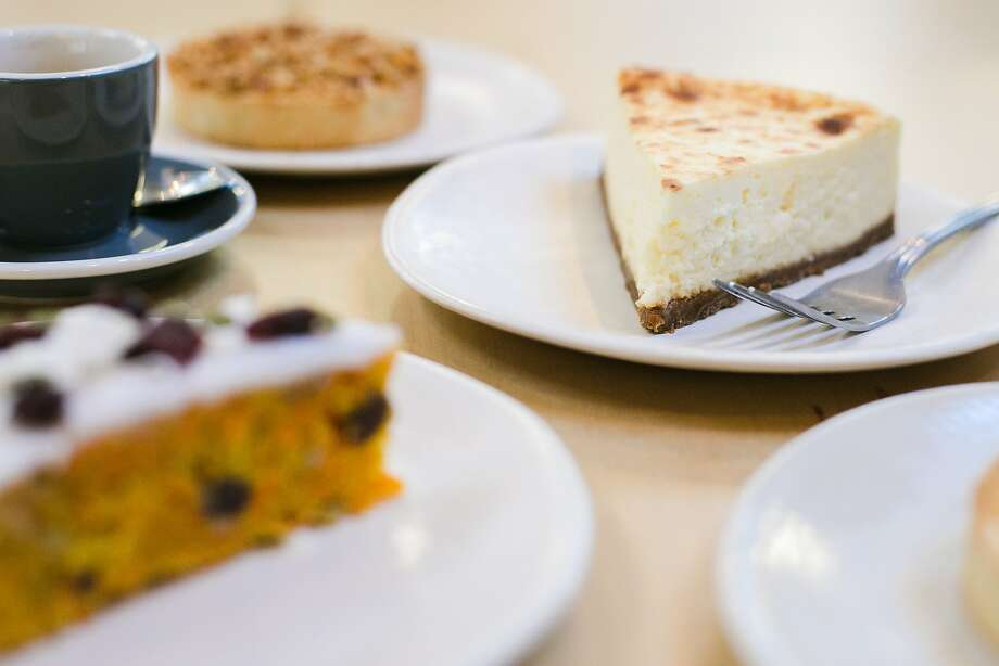 Cheesecake at Vive La Tarte. Photo: Jen Fedrizzi, Special To The Chronicle