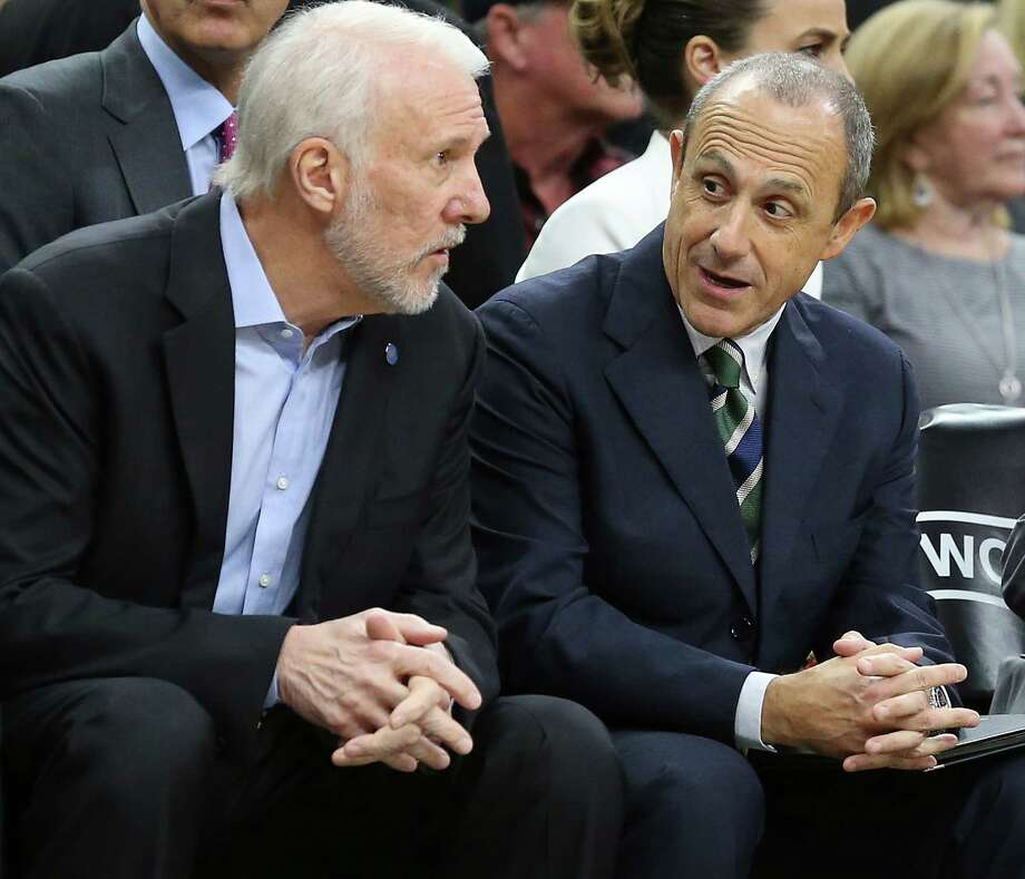 Spurs' Lead Assistant Ettore Messina Prominent In Lakers