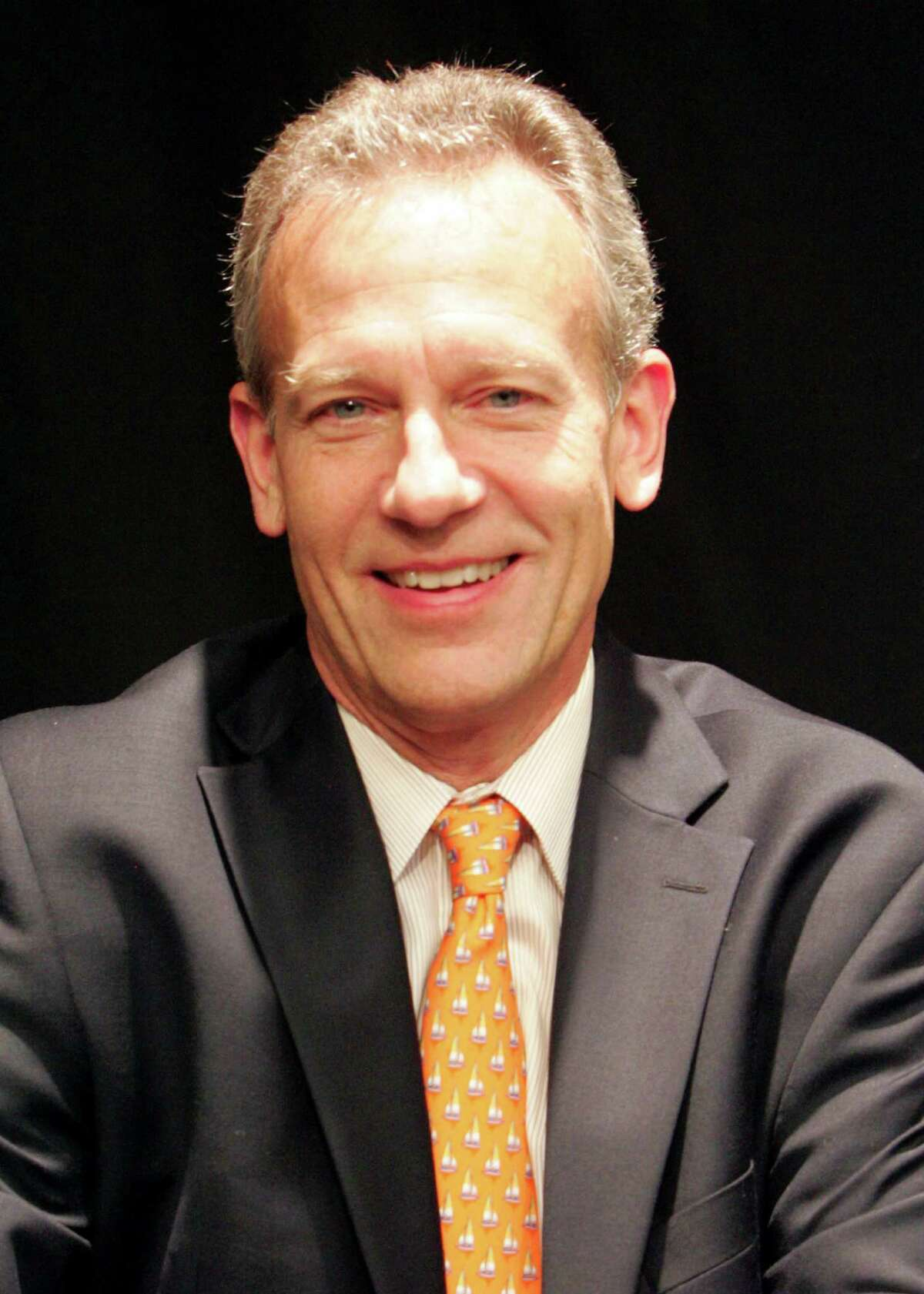 Andy George, a member-elect of the Stamford Board of Education, is due to be sworn in on Tuesday, Dec. 1.