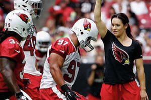 First female NFL coach to give keynote speech Friday in Danbury - Photo