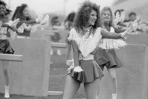 Texas State '80s photos show big hair prevailed with Bobcat pride - Photo