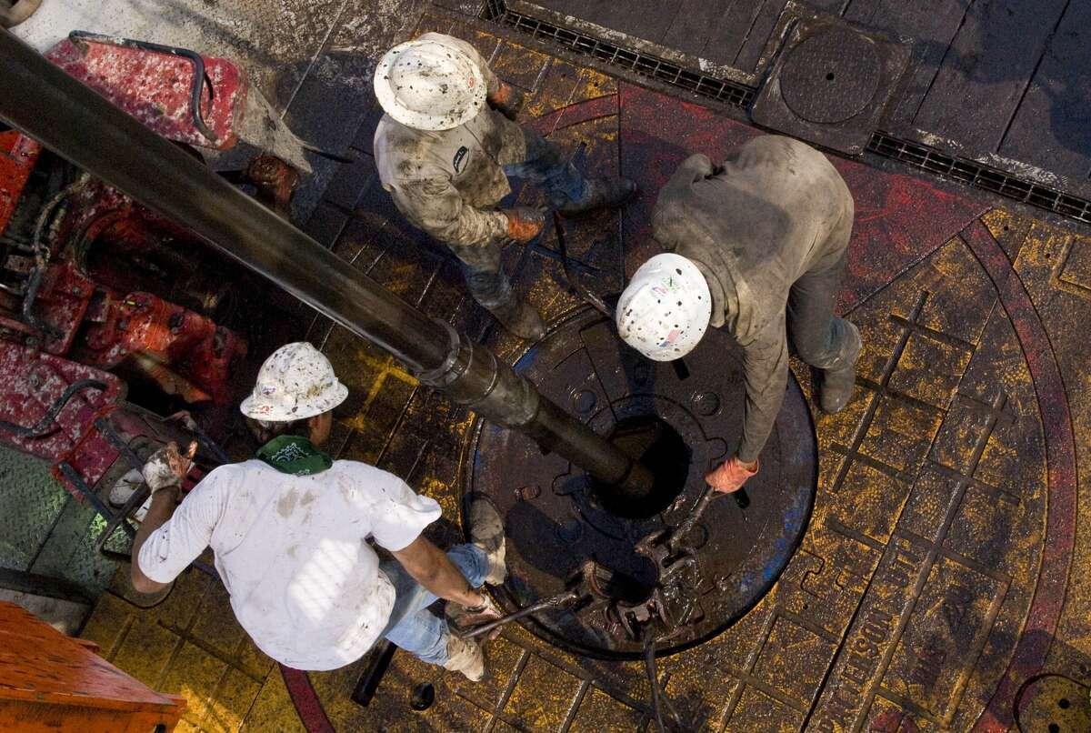 The oil-field service sector added 6,430 jobs in October, the second straight month of gains, in a sign that drilling and production activity is returning to the oil patch.