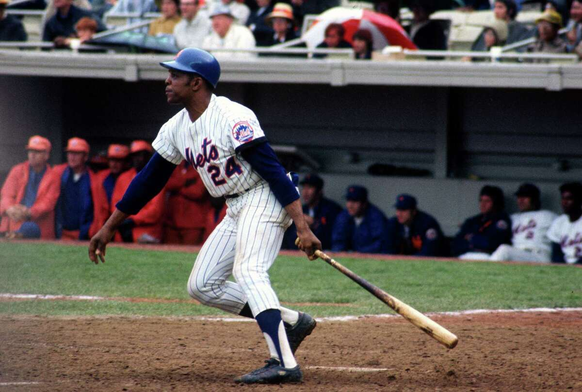 Willie Mays At 41 years old, the Hall of Famer was traded traded to the Mets. He wasn't awful in his first season - batting .267 with eight home runs. He returned for a second season where he batted just .211 with six home runs and looked bad in the outfield before finally calling it quits.