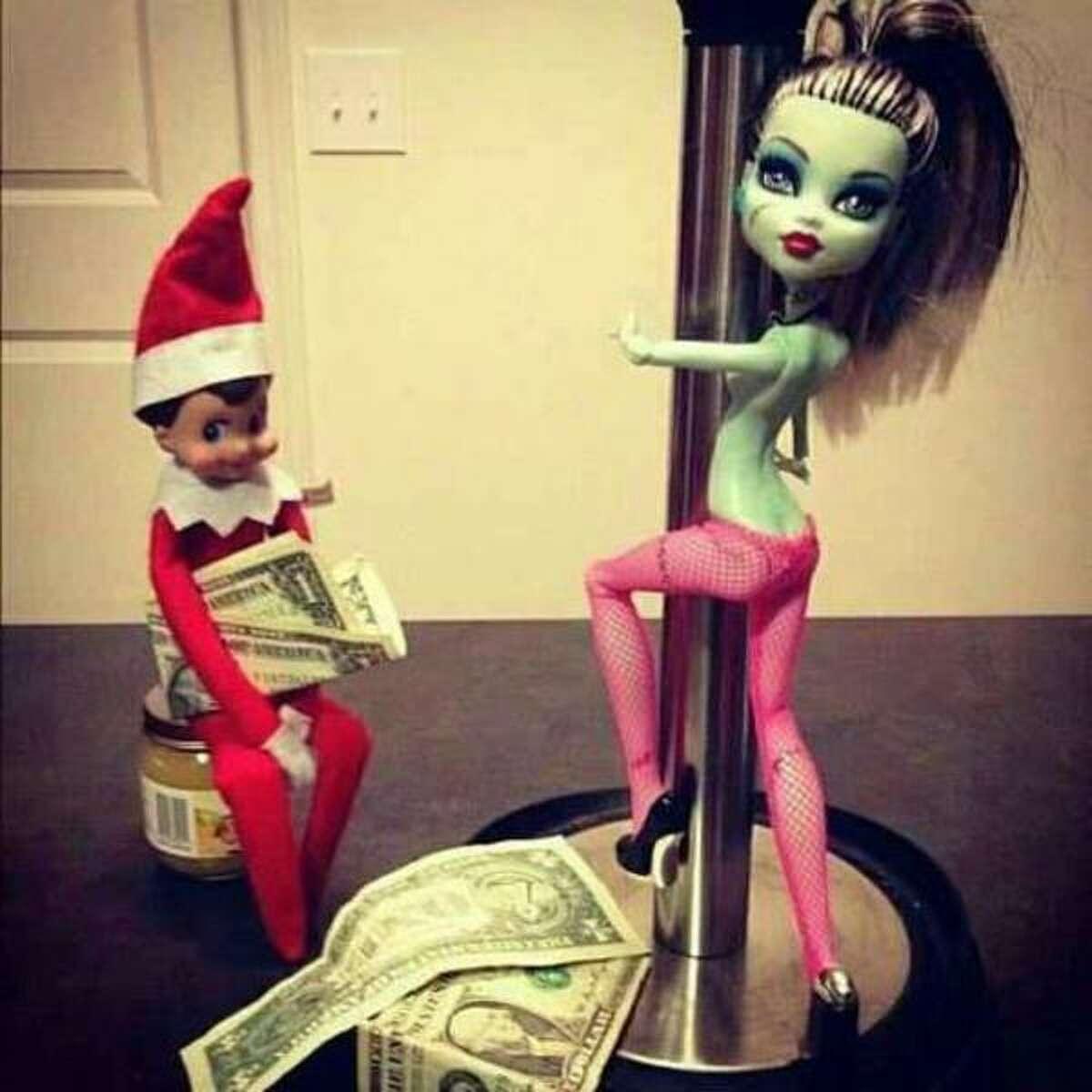Elf on a Shelf meme via Know Your Meme