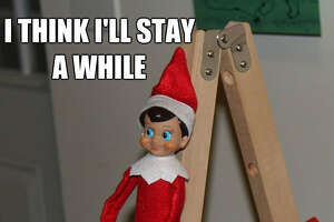 'Elf on the Shelf' memes take over the Internet - Photo