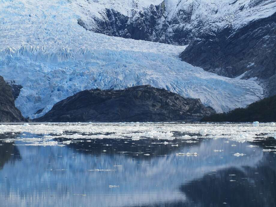 """The Marinelli Glacier and other sources of water are the early focus of """"The Pearl Button."""" Photo: Kino Lorber"""