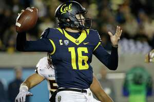 Jared Goff named Pac-12 Offensive Player of the Week - Photo