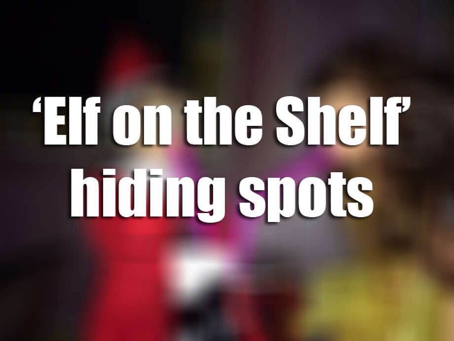 See where some of our readers found their elves hiding.