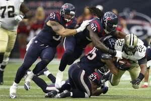 Texans' defense will look to continue roll against Buffalo - Photo