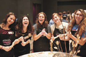 Chabad sponsors Mega Challah Bake 500 in Old Greenwich - Photo