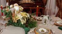 John Ener and Stephen Sands have decorated their home for the holidays, getting it ready for the East End Historical District's holiday home tour Dec. 4.
