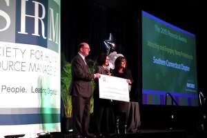 Southern Connecticut SHRM chapter earns Pinnacle Award - Photo
