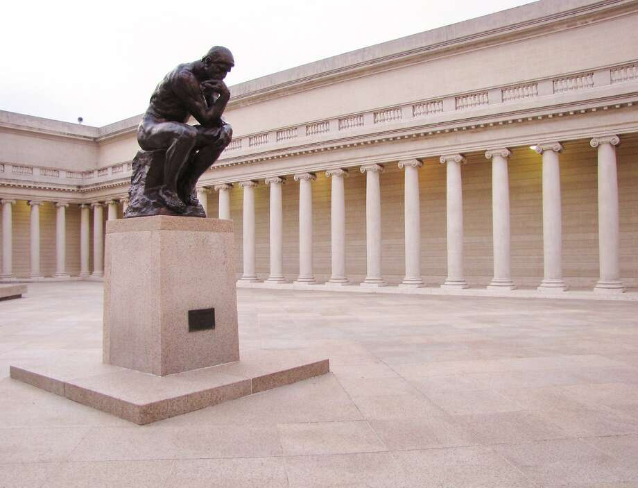 California Palace of the Legion of Honor Photo: Stephanie Wright Hession
