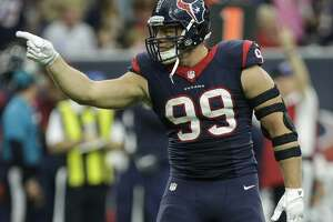 Chat with John McClain about the Texans - Photo