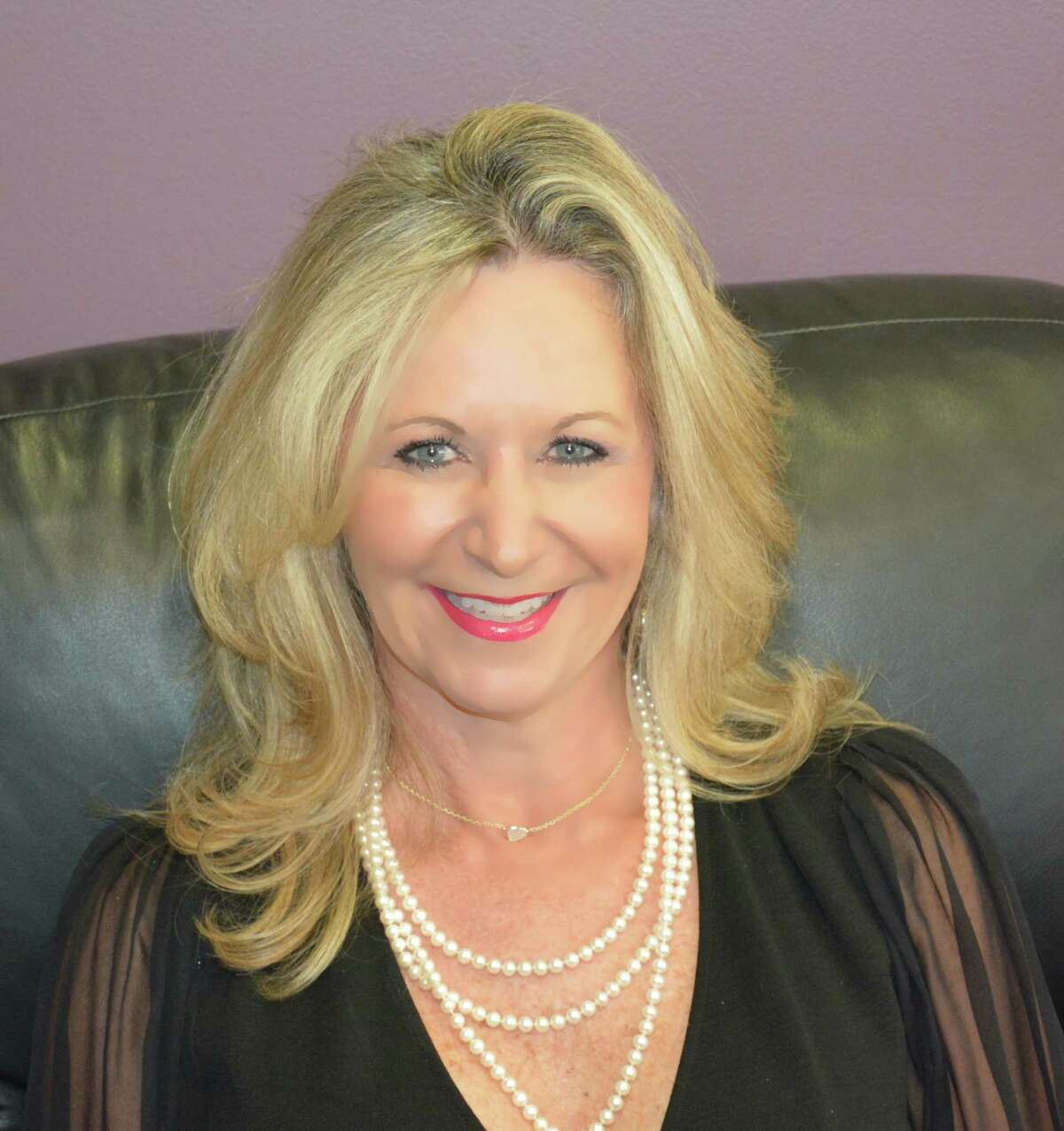 Christy Prescott is founder of Christy's Hope, a San Antonio nonprofit that supports the Family Violence Prevention Services, also known as the Battered Women and Childrens Shelter.