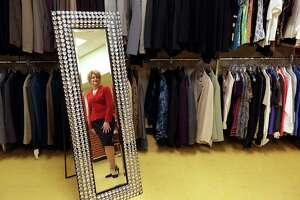 Pamela Taylor's Dress for Success growing - Photo