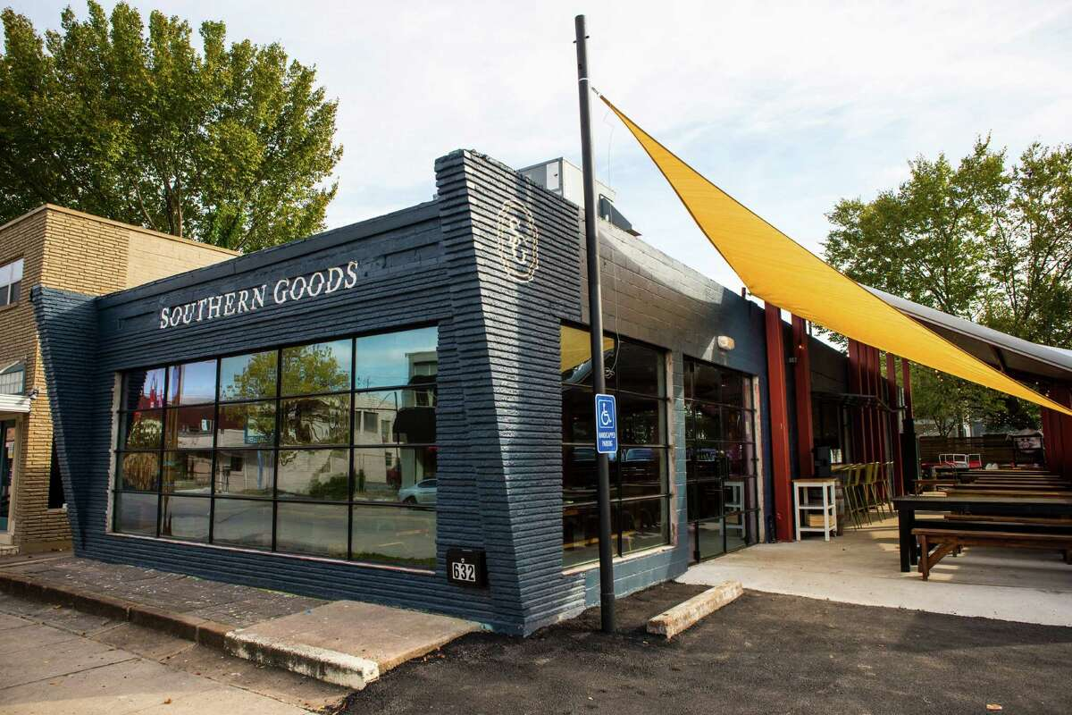 Southern Goods restaurant in the Heights was damaged by a fire on Nov. 5.