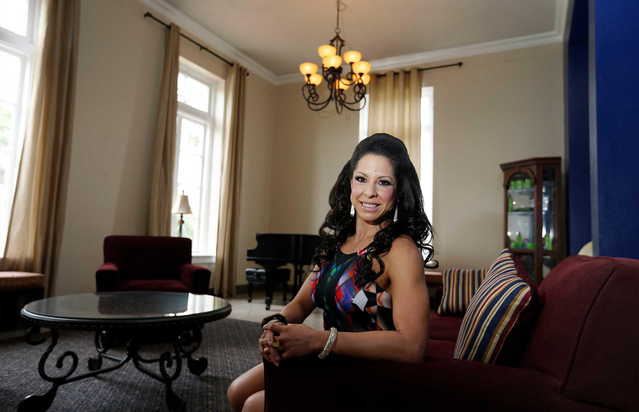 Sandra Treviño bakes and takes photos for The Playhouse San Antonio