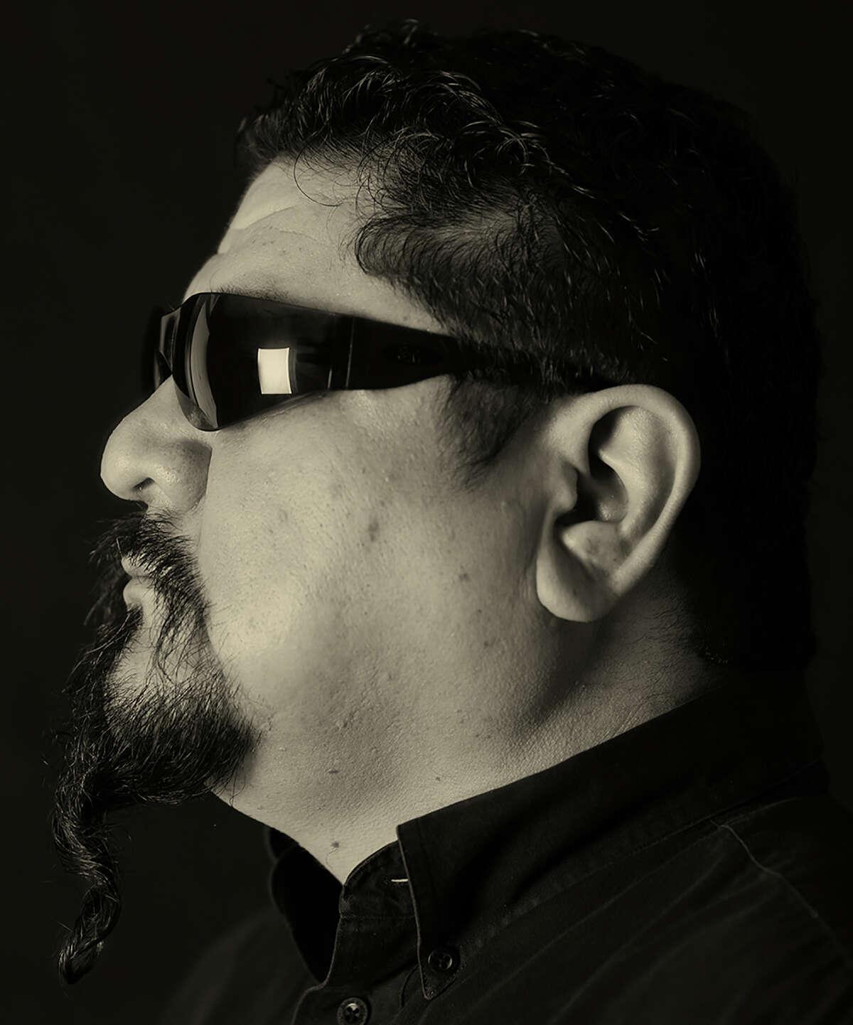 Alex Rubio is one of the artists in Ramin Samandari's