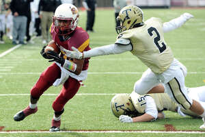 New Fairfield's run attack worries St. Joseph - Photo