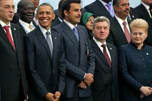 Global warming summit starts - Photo