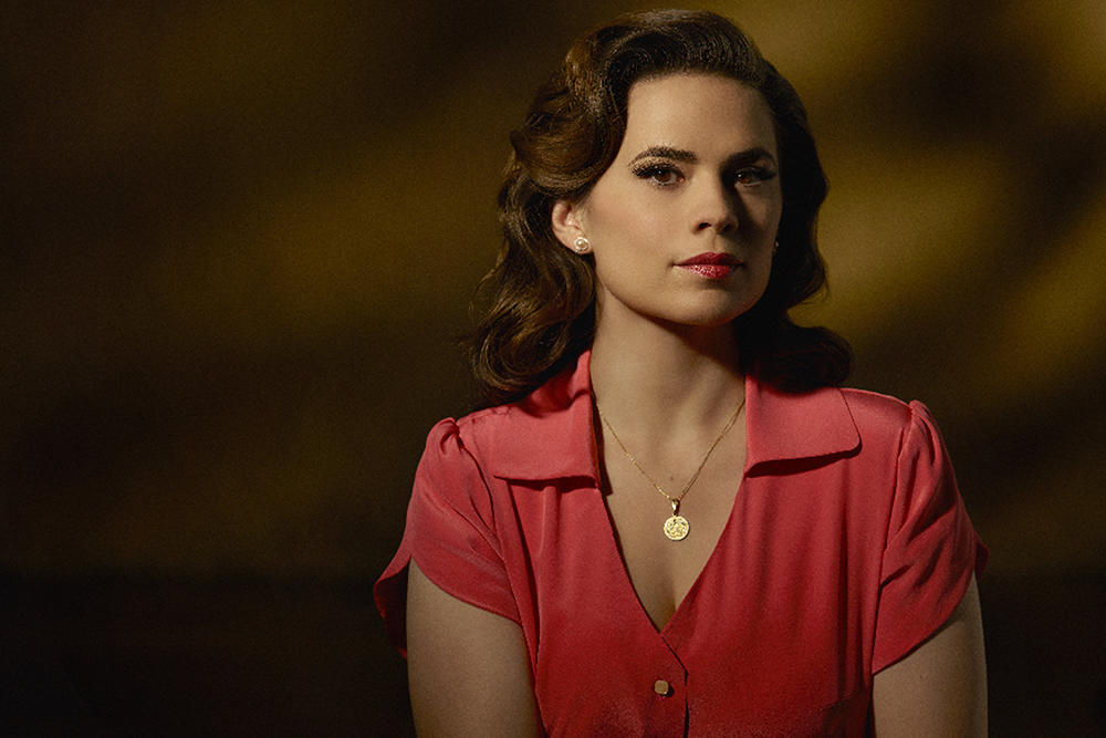 Get Your First Look At Hayley Atwell's New Show, Conviction - seattlepi.com