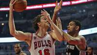 If Pau Gasol skips the Olympics, would it make him more likely to join a new team? - Photo