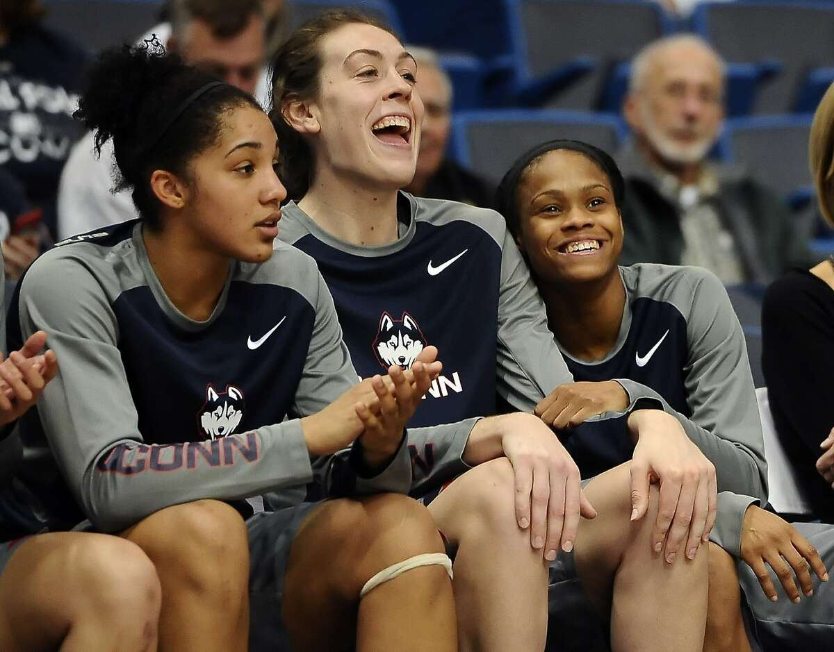 Cheer on UConn women's basketball in the American Athletic Conference women's basketball championship Friday-Sunday at Mohegan Sun. Find out more.