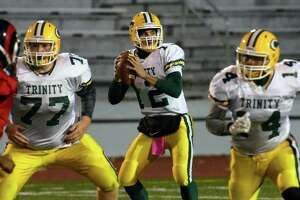 Trinity Catholic football to battle Morgan in S quarterfinal - Photo