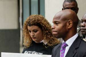 Activists demand release of video in fatal HPD shooting of black man - Photo
