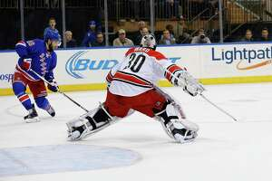 Rangers hold off Hurricanes - Photo