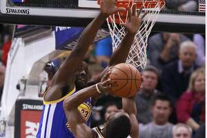 Warriors' streak hits 19 in Salt Lake City - Photo