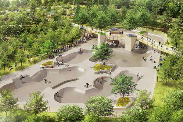 New park expected to attract bike riders from around the