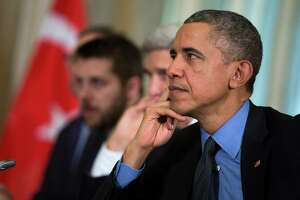 Obama urges Turkey, Russia to set tension aside, focus on IS - Photo