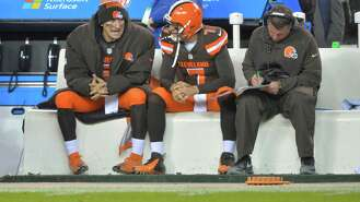 With Josh McCown hurt, Manziel might get another shot to start this season.