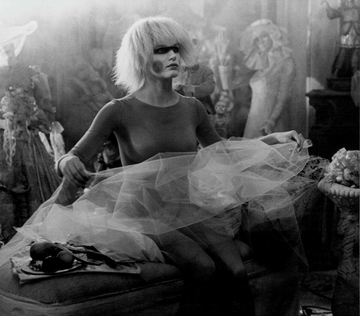 1982 - Actress Daryl Hannah in a scene from the movie 'Blade Runner', 1982.