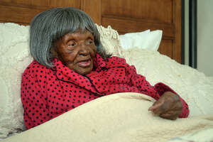 Beaumont woman marks her 106th year - Photo