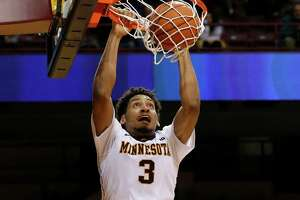 Brennan's Murphy scores 24 for the Minnesota Golden Gophers - Photo