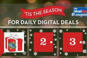 Price Chopper's Daily Deal for December Day 1: Free Betty Crocker Frosting - Photo
