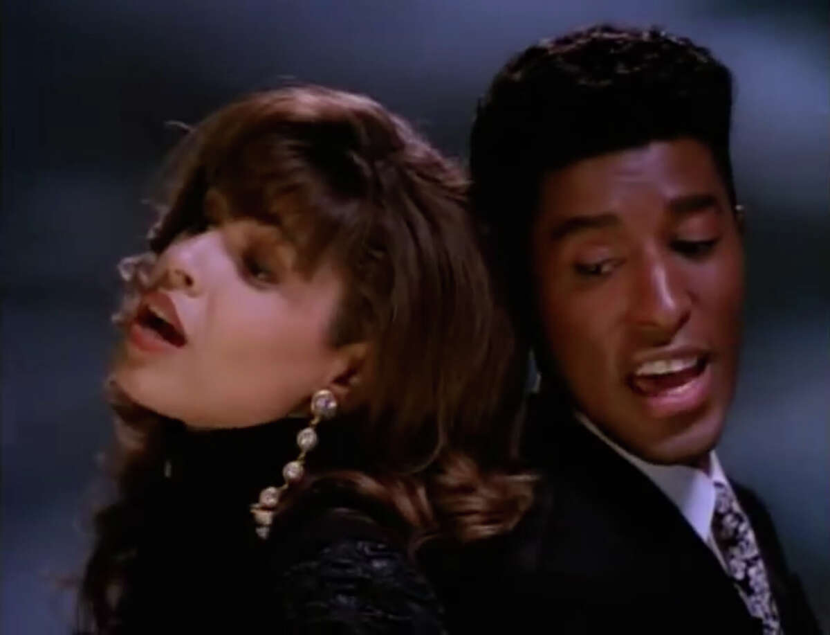 """Pebbles The criminally overlooked singer scored with """"Girlfriend,"""" """"Giving You the Benefit,"""" Backyard,"""" Always"""" and Babyface duet """"Love Makes Things Happen."""""""