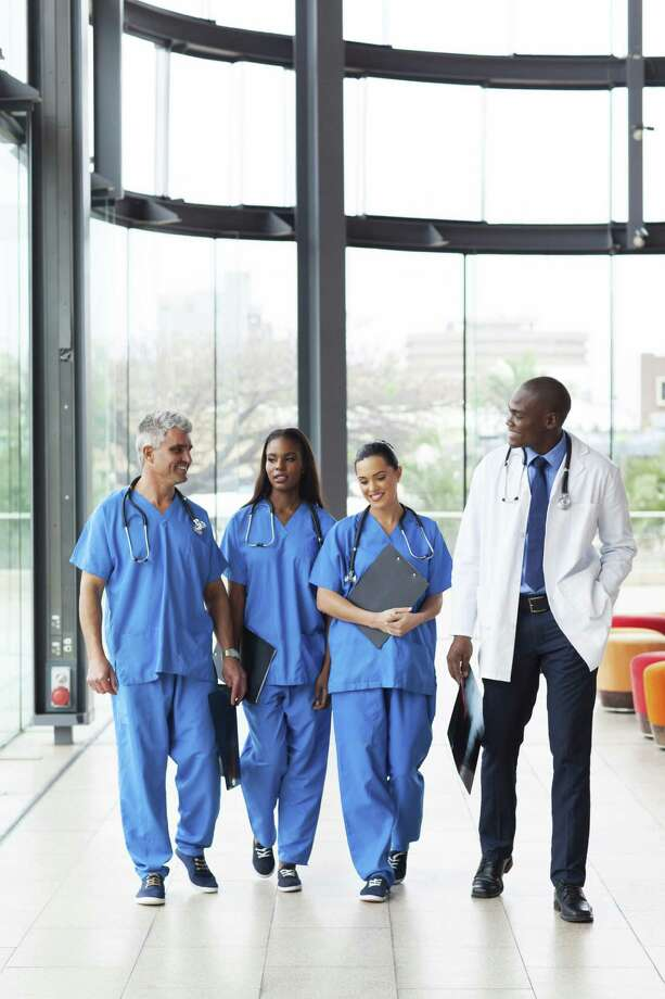 Because of the city's diversity, Houston-based medical students will train next to, be educated by and care for people of many backgrounds, beliefs and socioeconomic statuses. / iStockphoto