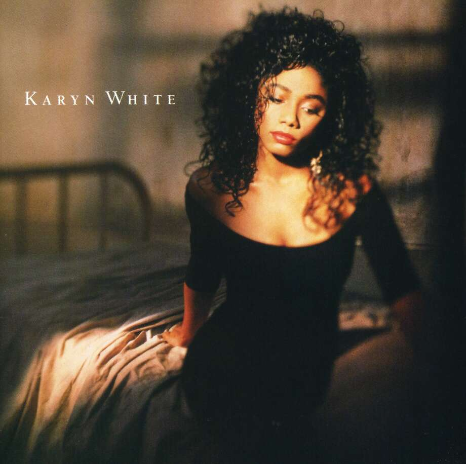 """Karyn WhiteHer 1988 album was co-written and co-produced by Babyface and included the hits """"The Way You Love Me,"""" """"Secret Rendezvous"""" and """"Superwoman."""" Fantasia performer """"Superwoman"""" at the Soul Train Awards. White was not happy about the snub.Click through for a look at more Babyface-made hits. Photo: Album Artwork"""