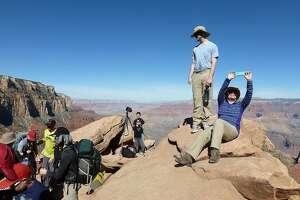 Grand Canyon looks for new ways to manage backcountry - Photo