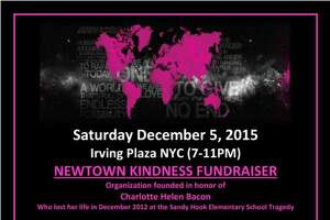 Sandy Hook charity fundraiser Saturday in NYC - Photo