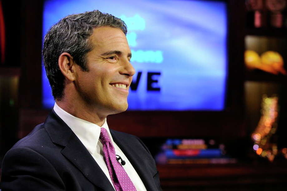 Andy Cohen. Photo: Charles Sykes, Charles Sykes/Bravo